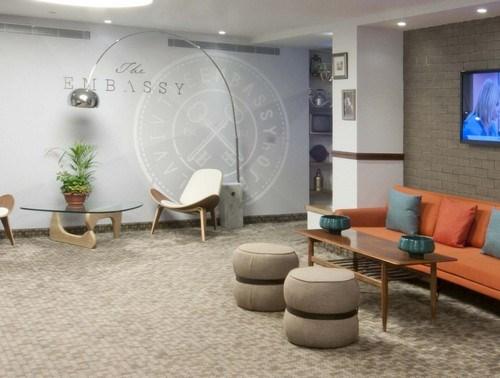 אמבסי Embassy Hotel Tel Aviv