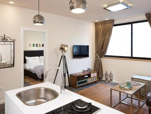 ניס דירות נופש קאזה לילי - דירת נופש ליד שדרות רוטשילד , תל אביב   Weekend VR-04