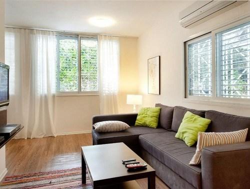 סנסציוני דירות נופש סטודיו ליד חוף גורדון , תל אביב   Weekend IT-29