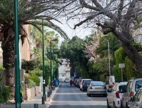 דירת 4 חדרים במרכז תל אביב