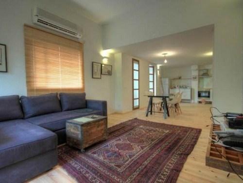 דירת נופש ליד כיכר רבין