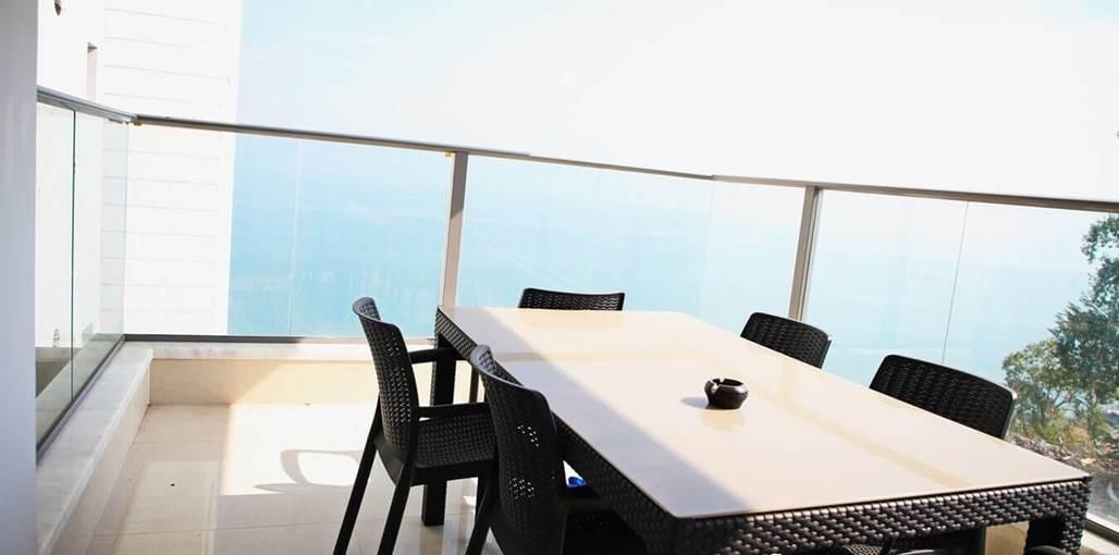 תוספת דירות נופש אריסטון על הים , טבריה | Weekend TC-36