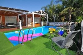 טרופי צימר  spa & resort