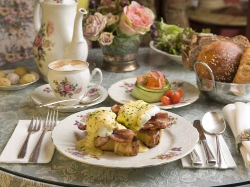 ארוחת בוקר-בחירה מתפריט אישי