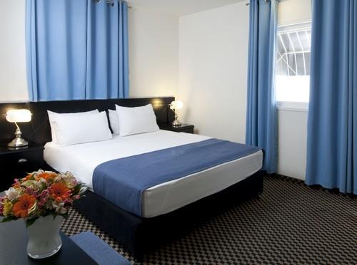 חדרים נעימים בעיצוב סולידי