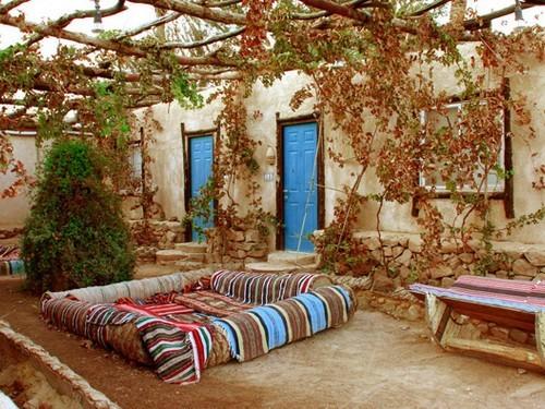 בכפר הנוקדים יש גם חדרי אירוח